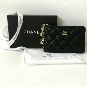 OFFER Vip Gift Caviar Leather wallet